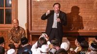 Selanjutnya, Anwar akan melakukan ramah tamah dengan keluarga Habibie.