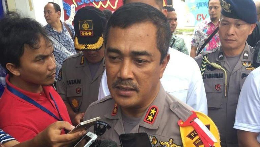 Polisi Tangkap 3 Terduga Teroris di Medan