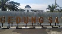 Revitalisasi Taman Gedung Sate Ditargetkan Rampung Desember