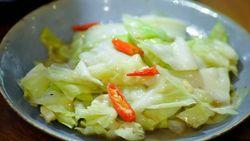 Tumis Sawi Putih, Masakan Praktis yang Bisa Dimasak Siapa Saja