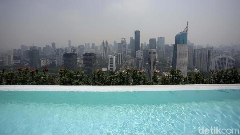 Kualitas Udara Jakarta Hari Ini Tidak Sehat