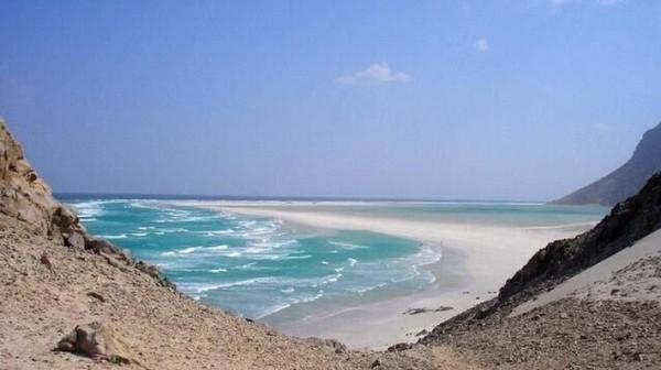 Bagi traveler pecinta alam, Umluj pun jadi salah satu destinasi terbaik. Lokasinya ada di rute jalur migrasi burung dan binatang laut, menjadikan Umluj sebagai salah satu destinasi untuk melihat kebaikan alam (Twitter)