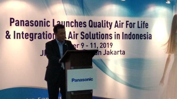 Kualitas Udara Terus Memburuk, Panasonic Tawarkan Solusi