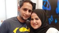 Dhawiya Zaida Menangis Suami Divonis 5 Tahun Penjara