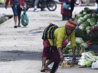 Cerita Lucu dari Pasar Tradisional di Papua