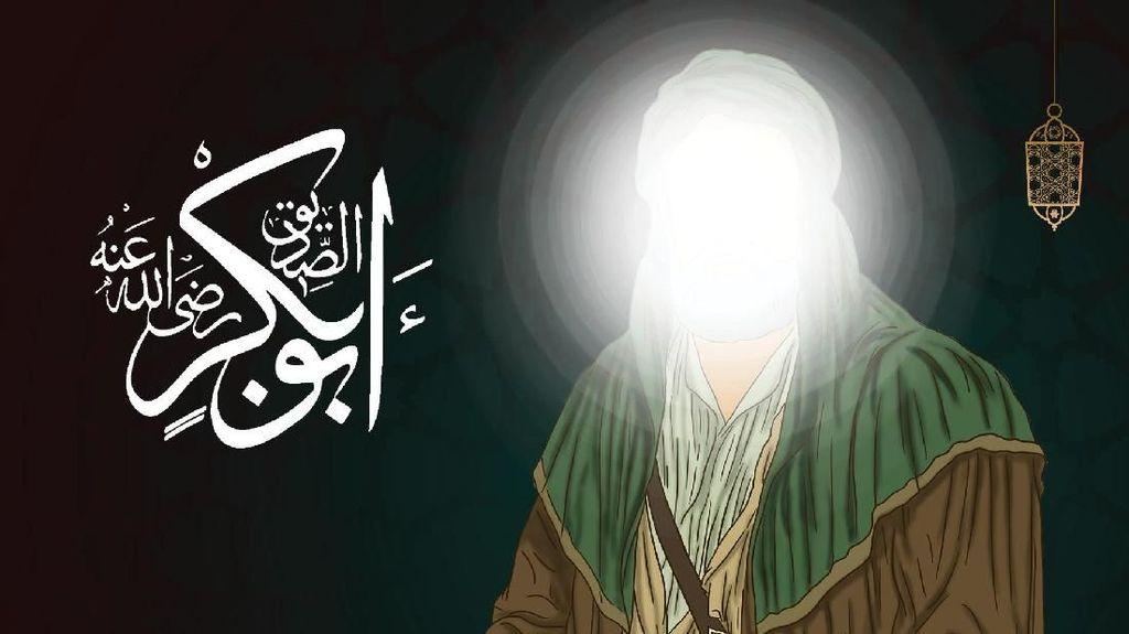 Saat Ular Berbisa Gigit Abu Bakar,  Begini Pertolongan Pertama Rasulullah SAW