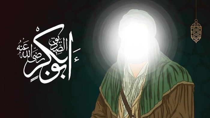 Infografis Abu Bakar As Siddiq