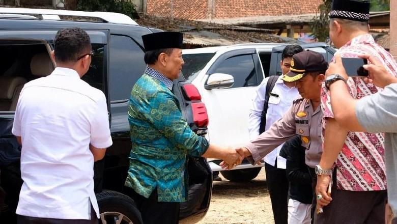 Wiranto Dirawat di RSPAD, Istana: Beliau dalam Keadaan Sadar