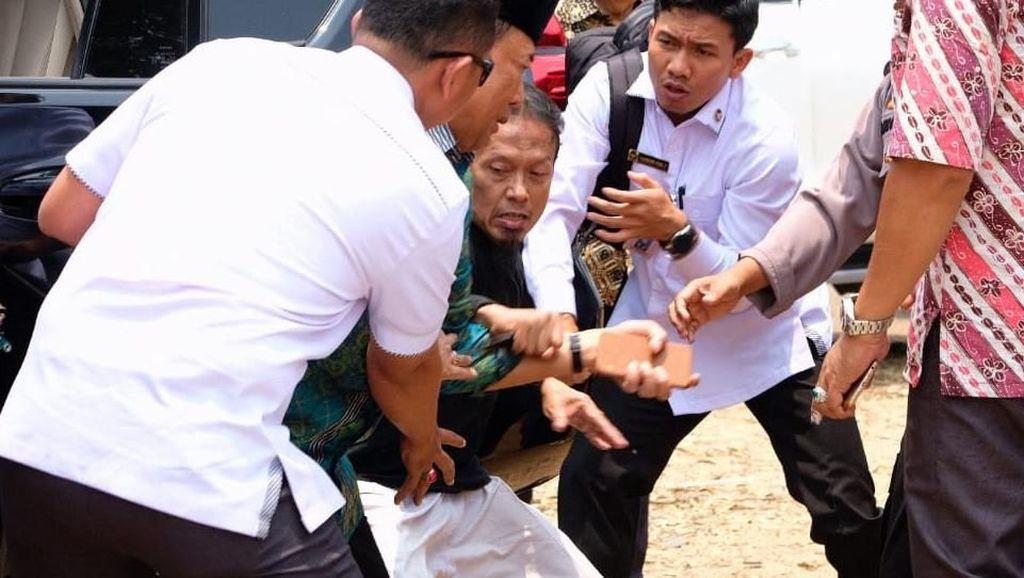 Kondisi Fuad yang Ikut Ditusuk Bersama Wiranto di Pandeglang Stabil