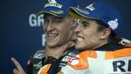 Dominan di Yamaha, Bos KTM Sejajarkan Quartararo dengan Marc Marquez