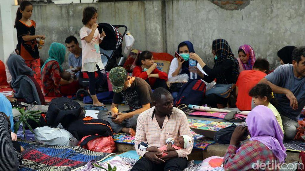 UNHCR: 70 Juta Orang Jadi Pengungsi karena Perang hingga Konflik