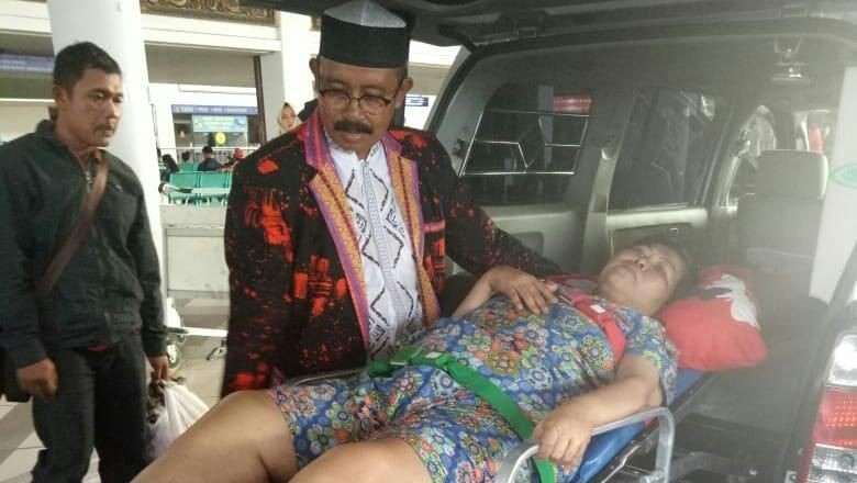 Wamena Belum Aman, Lima Warga Blitar Memilih Eksodus ke Kampung Halaman