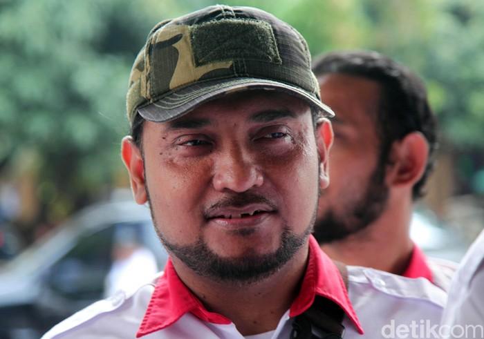 Foto Habib Novel Bamukmin: Lamhot Aritonang/detikcom