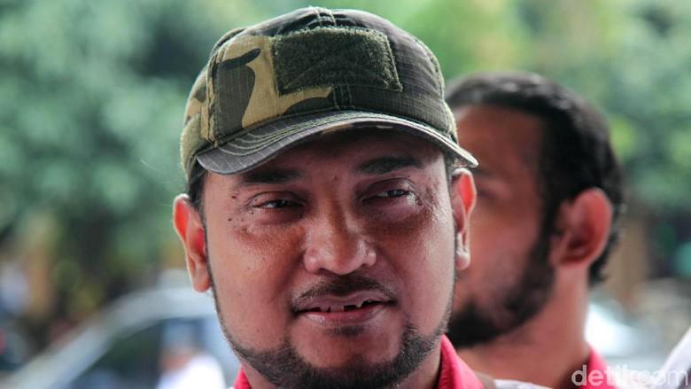 Novel Bamukmin Penuhi Panggilan Polisi Terkait Penganiayaan Ninoy Karundeng