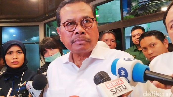 Jaksa Agung M Prasetyo (Foto: Azizah/detikcom)