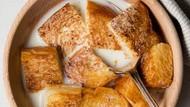 Bosan Roti Panggang? Bikin Saja Milk Toast yang Gampang Ini