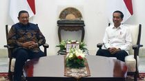 Demokrat Tak Masuk Kabinet Jokowi, SBY Siapkan Pidato Politik