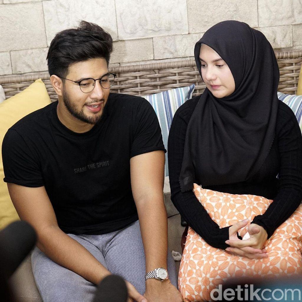 Ammar Zoni dan Irish Bella Akan Umrah Sebelum Balik ke Sinetron