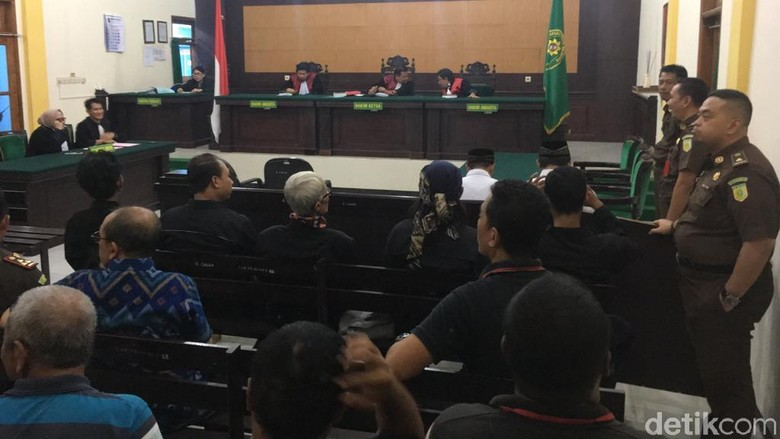Pembunuh Pengusaha Rongsokan di Mojokerto Dituntut Hukuman Mati