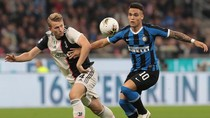 Cegah Virus Corona, Juventus Vs Inter Milan Dilangsungkan Tanpa Penonton?