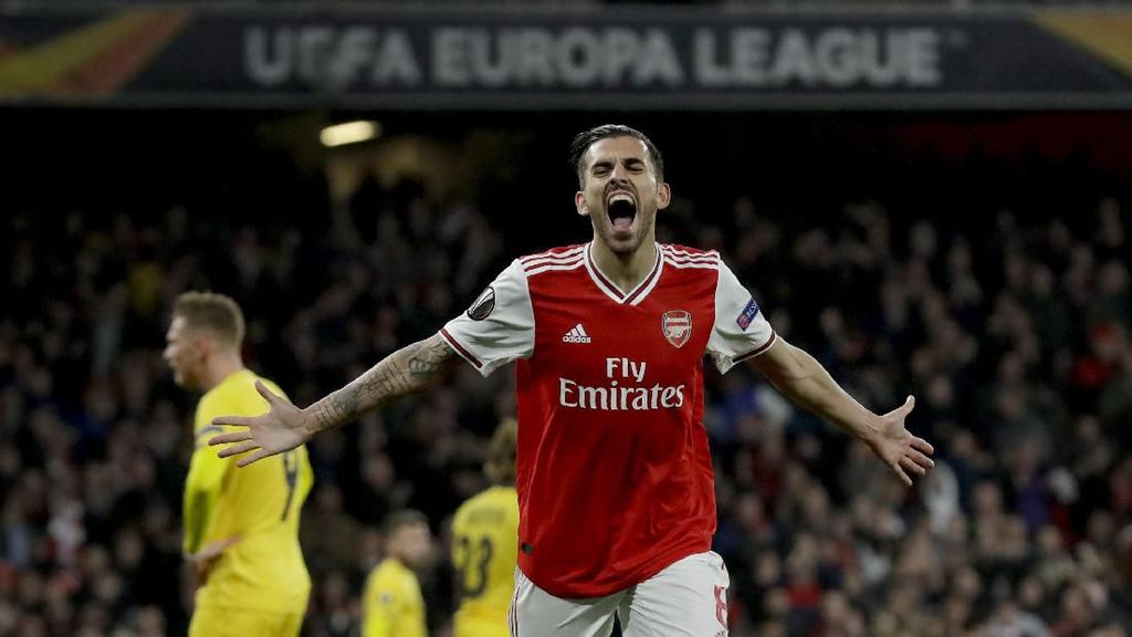 Ogah Balik ke Real Madrid, Ceballos Ingin Permanen di Arsenal