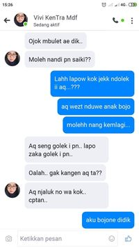 Viral Wanita Chat Mantan Yang Sudah Nikah Balasan Istrinya