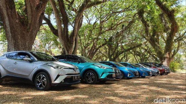 Mobil-mobil ramah lingkungan Toyota