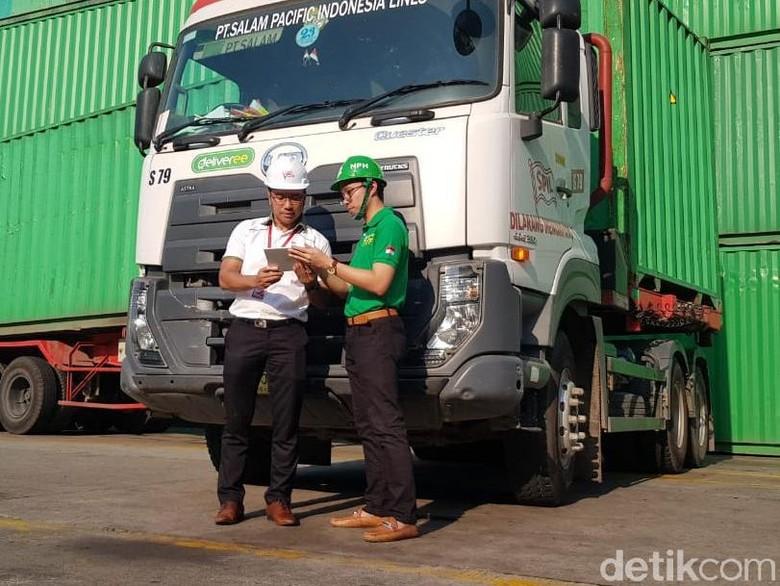 Perusahaan Pelayaran Gandeng Deliveree Tingkatkan Layanan Logistik Digital