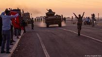 Militer Turki Kuasai Perbatasan Suriah
