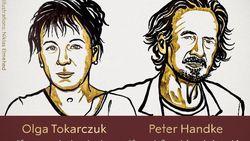 Akademi Swedia Diam soal Kritikan Peraih Nobel Sastra 2019