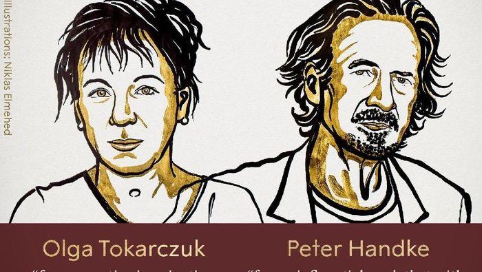 Peraih Nobel Sastra