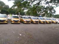 Calya jadi armada taksi Express