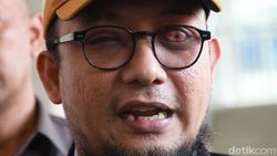 Jokowi Didesak Bentuk TGPF Independen Kasus Teror Novel Baswedan