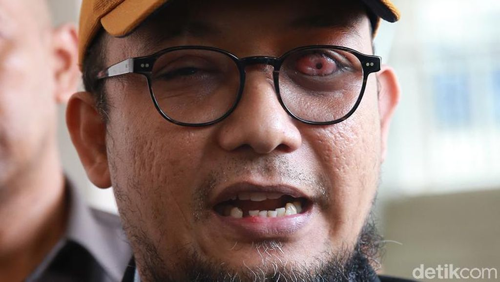 KPK Respons Jokowi soal Temuan Baru di Kasus Novel: Semoga Bisa Diungkap
