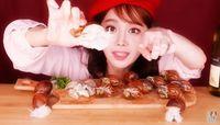 Makan Escargot di Depan Siput Hidup, YouTuber Ini Dikecam Netizen