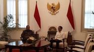 Ini yang Dibahas Jokowi dan SBY di Istana