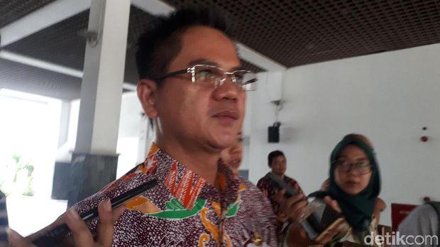 Kepala Dishub DKI Jakarta Syafrin Liputo,