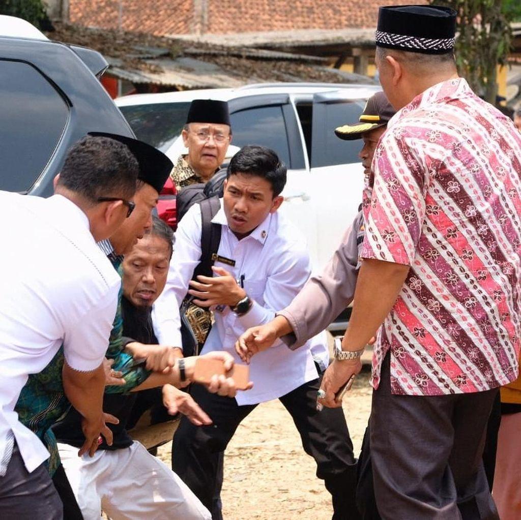 Polri Ungkap Hal Baru soal Penusukan Wiranto: Abu Rara Libatkan Anak