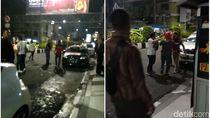 Lerai Keributan Dua Kelompok Pemuda, Polisi Sukabumi Beri Tembakan Peringatan