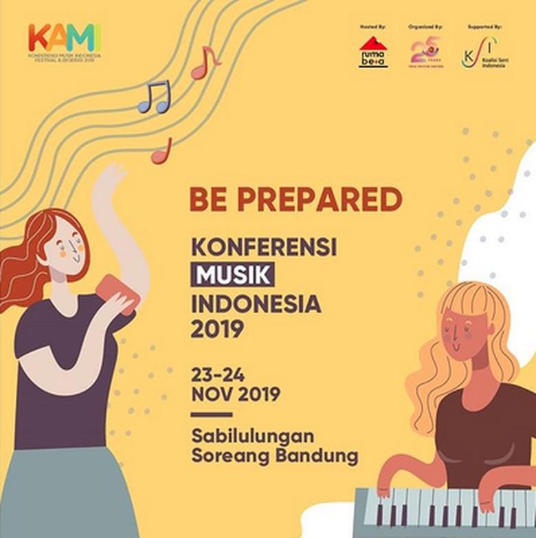 Foto: Konferensi Musik Indonesia (KAMI)