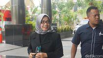 KPK Periksa Eni Saragih Jadi Saksi Tersangka Samin Tan