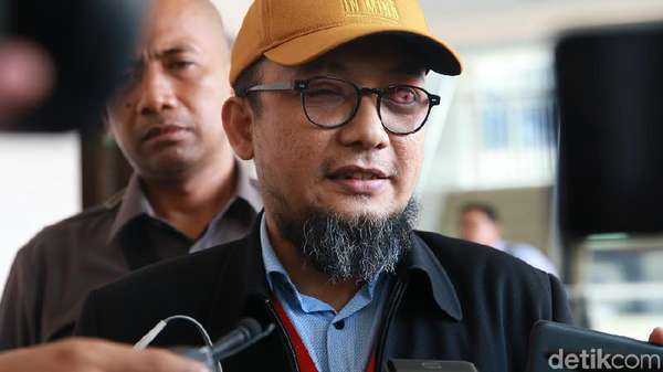 WP KPK Minta Tim Teknis Polri Ungkap Kasus Teror Novel 31 Oktober