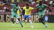 Laga Persahabatan: Sengit, Brasil Diredam Senegal 1-1