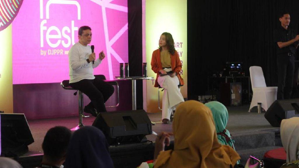 Kemenkeu Ajak Milenial Palembang Melek Finansial dan Investasi