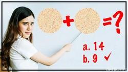 Otak encer saja tidak cukup untuk menyelesaikan teka-teki berikut ini. Butuh ketajaman saraf mata untuk menghindari jebakan warna.