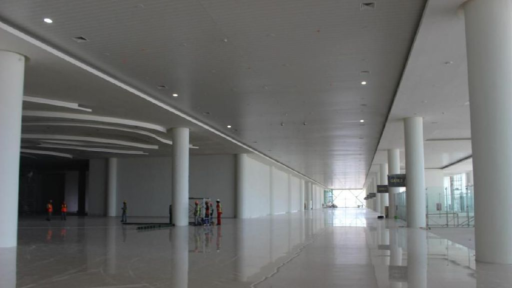 Operasi Terminal Bandara Banjarmasin Tunggu Restu Kemenhub