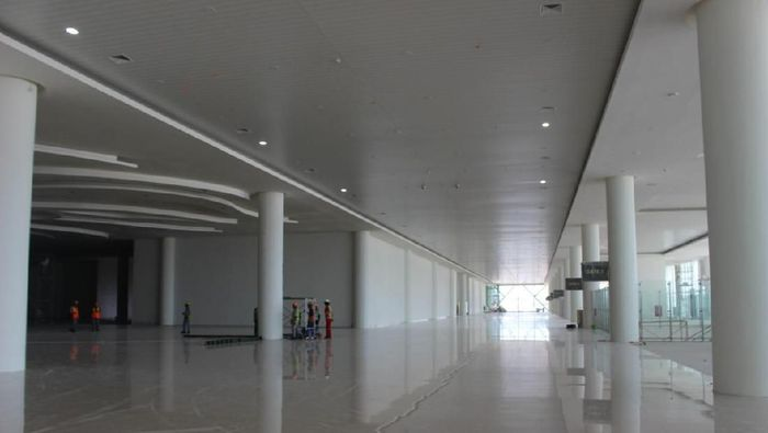 Bandara Syamsudin Noor Banjarmasin/Foto: Muhammad Risanta/detikcom