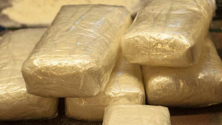 Foto: Ilustrasi Kokain (iStock)