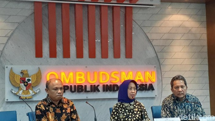 Anggota Ombudsman Ninik Rahayu di kantornya, Jl HR Rasuna Said, Jakarta Selatan, Kamis (10/10/2019). (Yulida/detikcom)