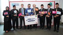 Ridwan Kamil Lepas Ulama Jabar ke Inggris Ikuti Program English for Ulama